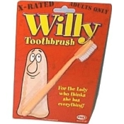 Willy Toothbrush Set