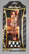 Electric Lingerie - Footless Crotchless Bodystocking
