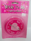 Bride to Be light up Game